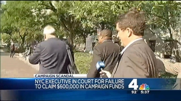 [DC] NYC Marketing Exec Pleads Guilty in D.C. Campaign Scandals Probe