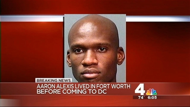 [DC] Former Naval Petty Officer Suspected in Navy Yard Shooting