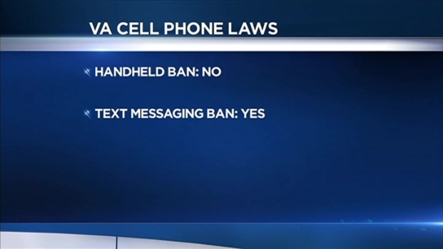 [DC] Maryland's New Handheld Phone Laws