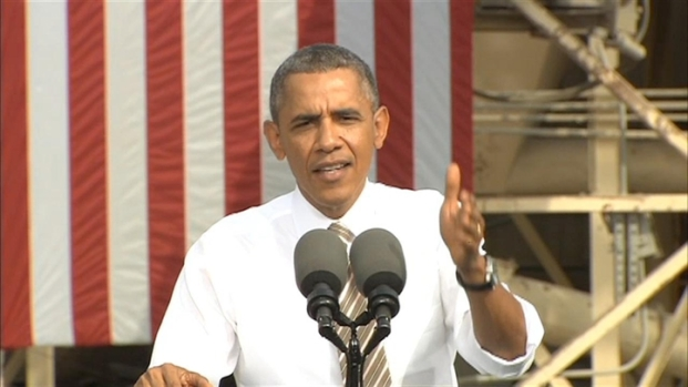 [DC] Obama Blames Boehner for Ongoing Shutdown