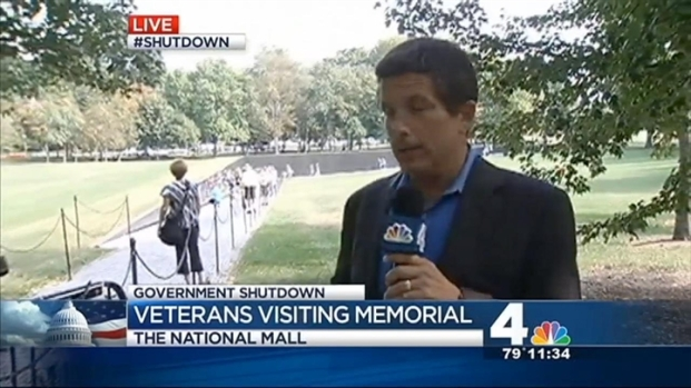 [DC] Closure of War Memorials Continues to Cause Conflict