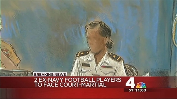 [DC] 2 Ex-Navy Football Players to Face Court-Martial