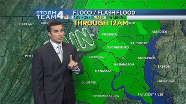 [DC] PM Weather Forecast 10/11/13