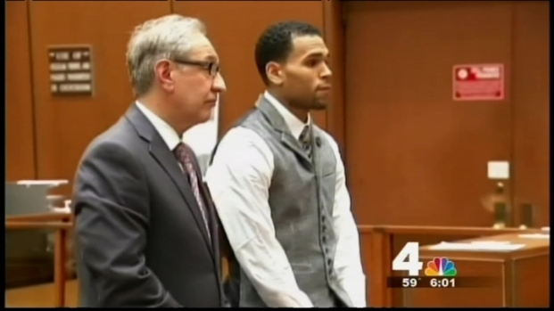 [DC] Chris Brown Arrested Outside DC Hotel