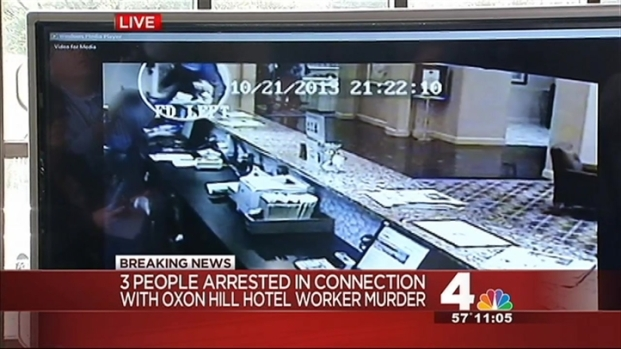 [DC] Police Press Conference on Hotel Homicide