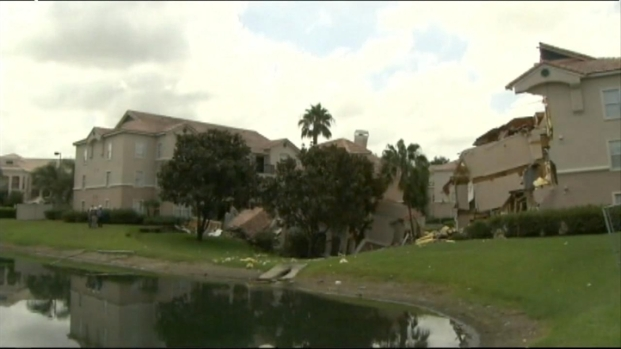 [MI] 911 Call on Sinkhole at Central Florida Resort Villa Released