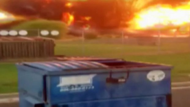 [DFW] Incredible Video Shows West Explosion