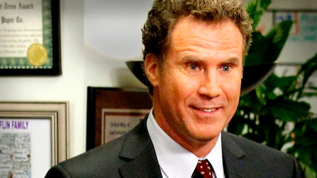[NATL] Will Ferrell On The Office