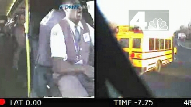 [NY] Video Captures Terrifying Commuter Bus-School Bus Crash