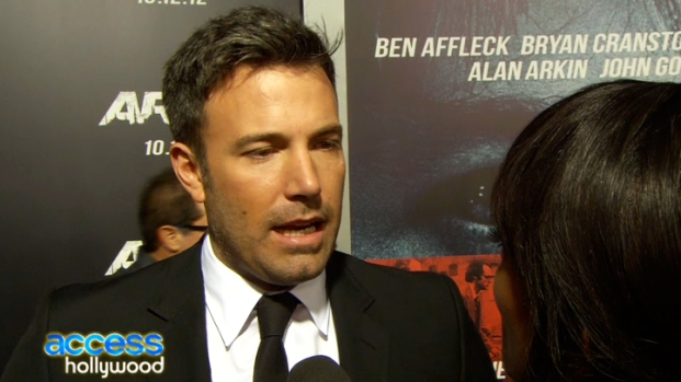 "[NATL] ""Argo"" Hollywood Premiere"