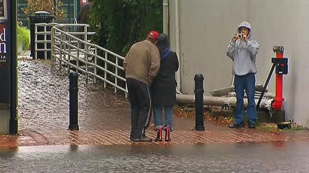 [DC] Alexandria Residents Face Flooding Post-Sandy