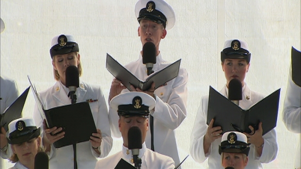 [DC] Amazing Grace at Pentagon Remembrance