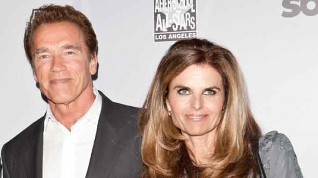 [LA] Arnold and Maria Going Their Separate Ways For Now