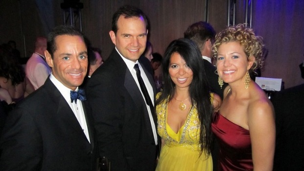 Party Pics: Ball on the Mall