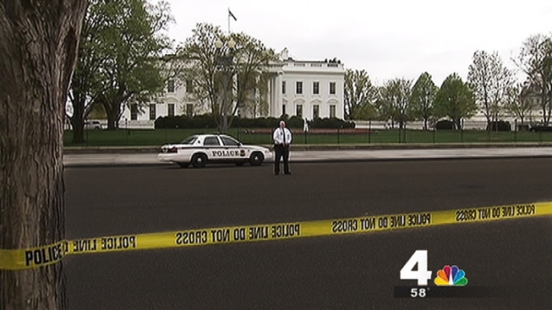 [DC] Security Heightened Near White House
