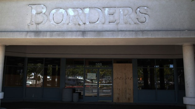 [DC] Bye Bye, Borders Book Stores