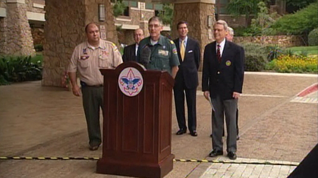 [DFW] Boy Scouts of America Press Conference