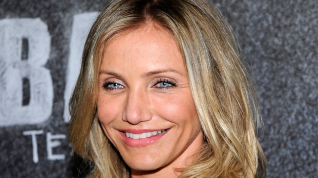 "[NATL] Cameron Diaz on Working with Ex Justin Timberlake: ""It's Hard Not to Laugh"""