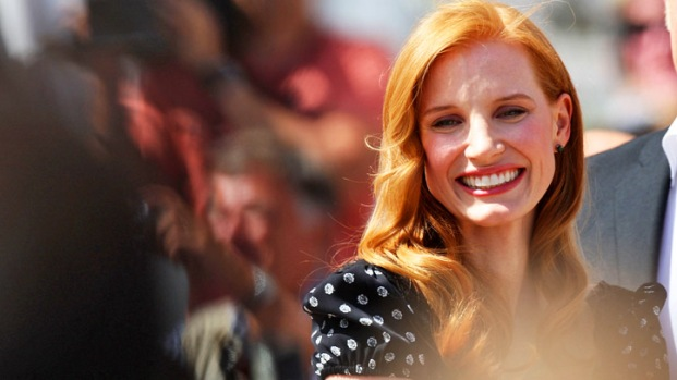 [NATL] Jessica Chastain Talks About How Her Life Has Changed In The Past Year