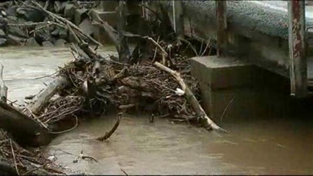 [DC] Flooded Roadways Impact Commute