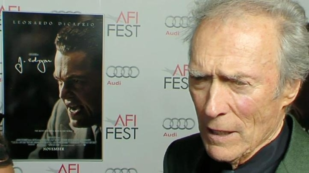 [NBCAH] Clint Eastwood On J. Edgar And Working With Beyonce