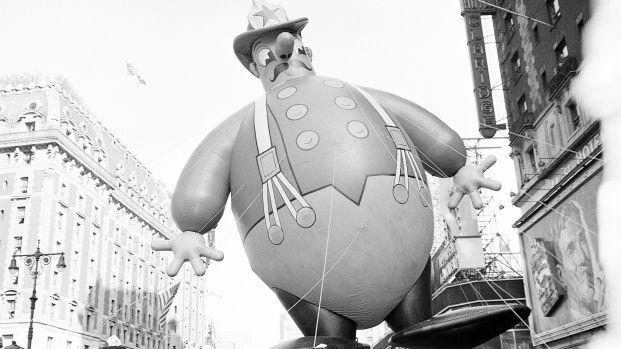[NATL-NY] Throwback Thursday: The Macy's Thanksgiving Day Parade Through the Years