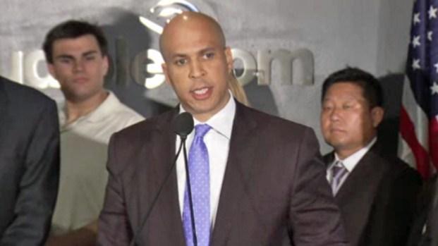 [NY] Cory Booker Officially Enters New Jersey Senate Race