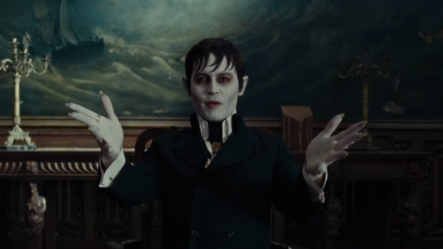 "[NATL] ""Dark Shadows"" Trailer"
