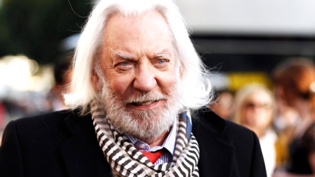 """[NBCAH] Donald Sutherland: Jennifer Lawrence Is """"Brilliant!"""" In """"The Hunger Games"""""""