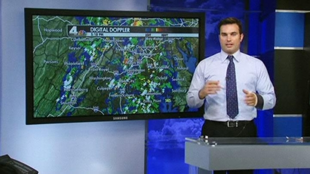 [DC] Weather Forecast 4/16/11 Afternoon Update