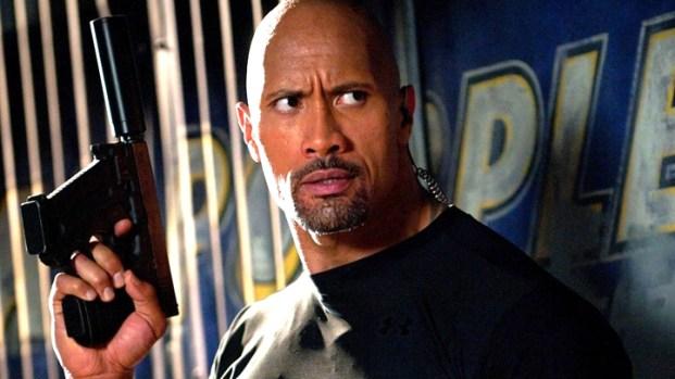 """[NATL] Dwayne Johnson: """"G.I. Joe: Retaliation"""" a Dream Come True"""
