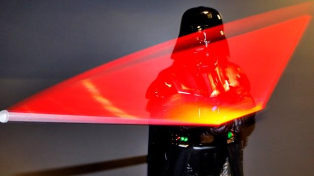[AP] Lightsaber Class: Feel the Force, Star Wars Fans
