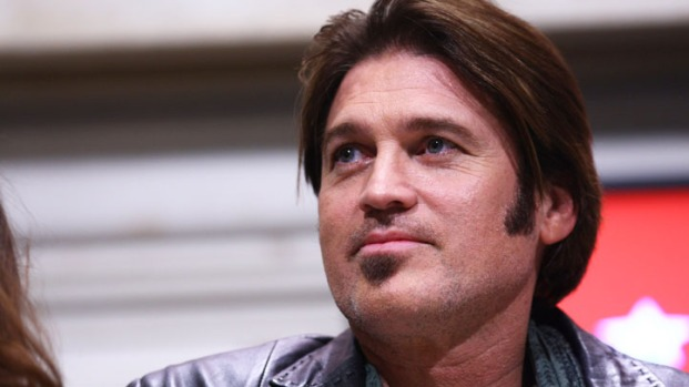 [NBCAH] Billy Ray Cyrus Talks Dolly Parton Being Miley Cyrus' Honorary Godmother