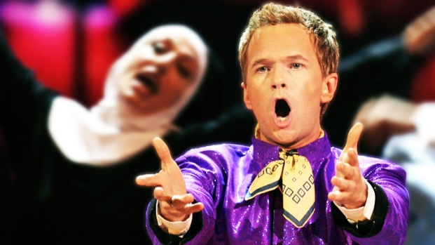 [NATL] Neil Patrick Harris Charms As Tony Awards Host