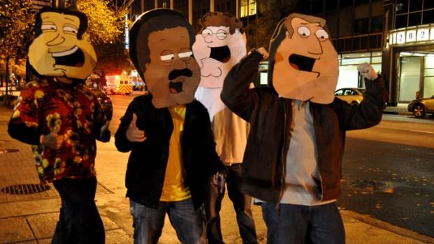 Party Pics: Nightmare on M Street 2011