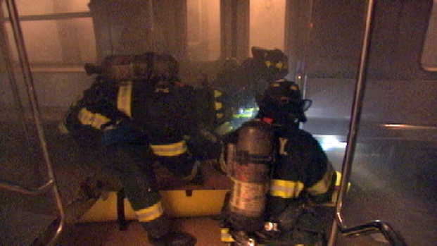 [NATL-V-NY] Exclusive Look Inside FDNY's Subway Disaster Training Tunnel