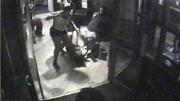 [DC] Raw Video: Woman Punched and Robbed at Columbia Bar