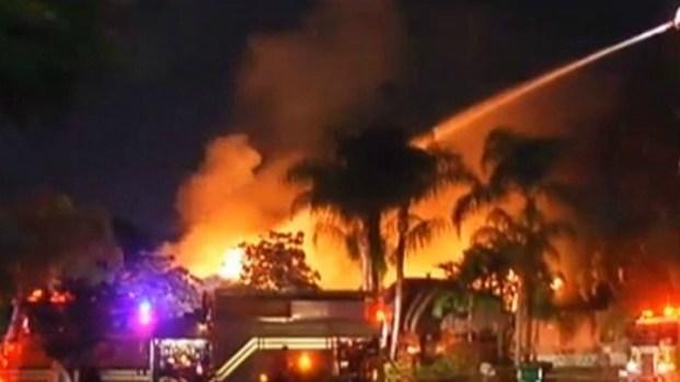 [MI] Fire Destroys Kendall Home; Investigators Scour Remains
