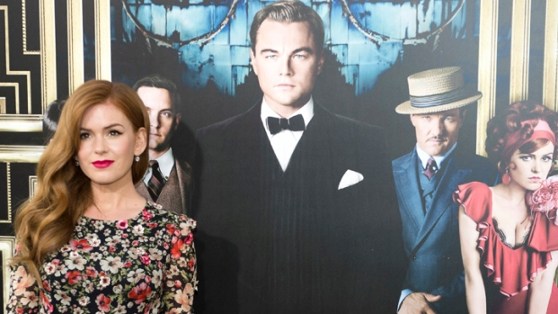 "[NBCAH] Isla Fisher Talks ""Great Gatsby"" Costumes"