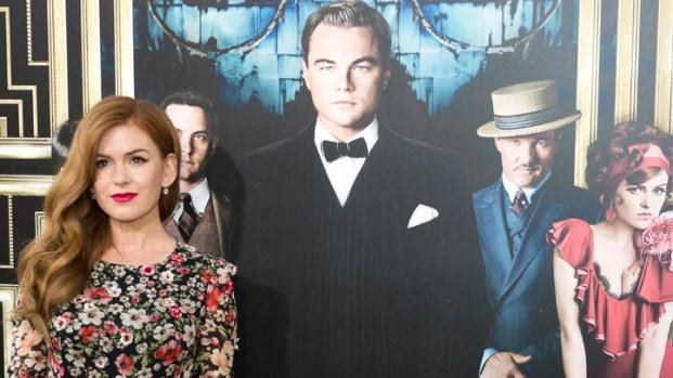 "[NBCAH] Isla Fisher Talks ""Great Gatsby"" Costumes"