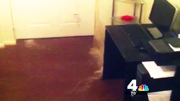 [DC] Strong Storms Cause Flooding in Southeast D.C.