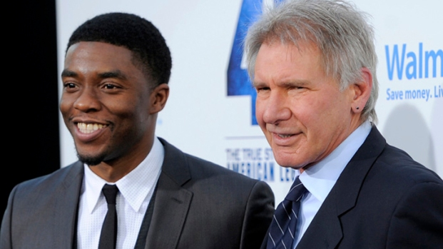 """[NBCAH] Harrison Ford Talks White House Screening of """"42"""""""