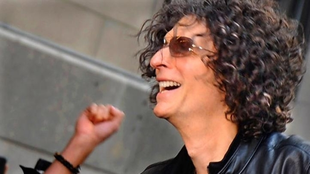 [NEWSC] Outrageous Howard Stern Won't Hold Back on New Show