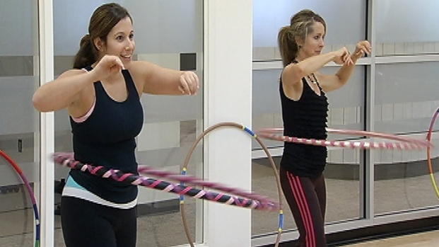 [DC] What's Your Workout? Hula Hooping