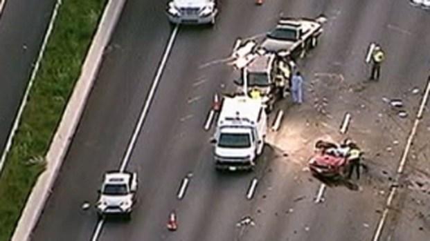 One Killed in Head-On Crash on I-95 in Maryland - NBC4 Washington