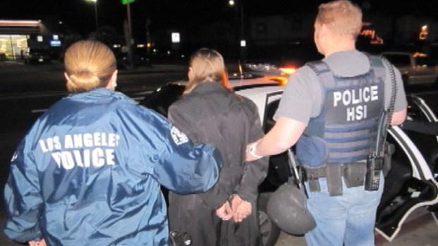 [LA] Arrest After Release of Images in Child Pornography Investigation