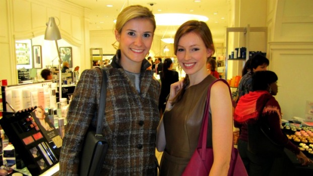 A Late Night at Saks for Key to the Cure
