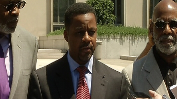 [DC] Kwame Brown Statement Outside Courthouse