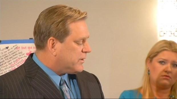 [BAY] Raw Video: Larry Pott Speaks About Daughter's Sex Assault, Suicide
