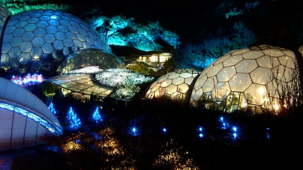 Pics: Longwood Lights Up the Season